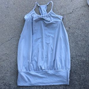 Lululemon Built in Bra Tank Top